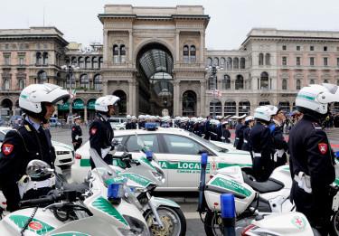 Sicurezza. Comune, per Milano 1,8 milioni di euro in più, potenziati uomini e tecnologia