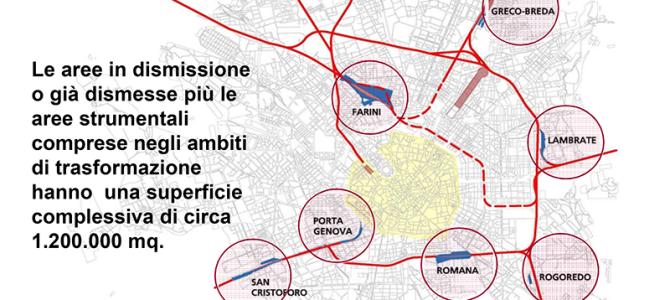 Scali ferroviari: al via la riqualificazione di 1, 2 milioni di metri quadrati oggi degradati