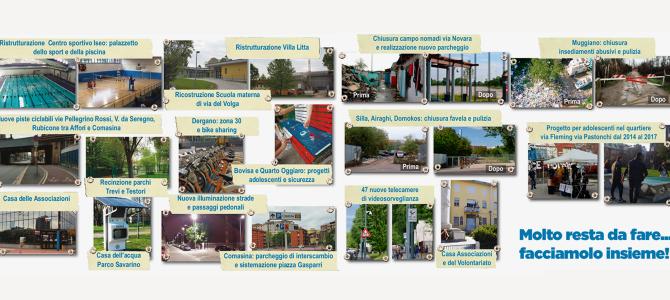 Stiamo cambiando Milano: 5 anni di lavoro della Giunta Pisapia e dei Consigli di Zona.