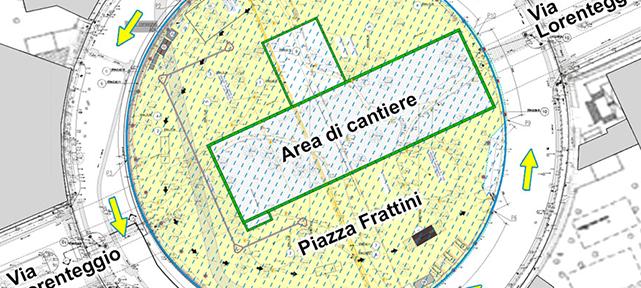Domenica 27 novembre primo open day del cantiere #M4 piazza Frattini con visita guidata per tutti