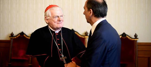 Cardinale Scola compie 75 anni