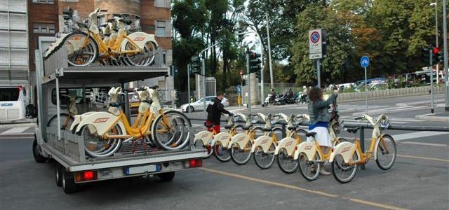 Bike Sharing, inaugura domani alle 11.30 il Charging Centre Bikemi