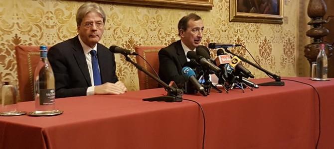 Incontro a Milano con il presidente del Consiglio Paolo Gentiloni: buone notizie per M4 e quartiere Adriano