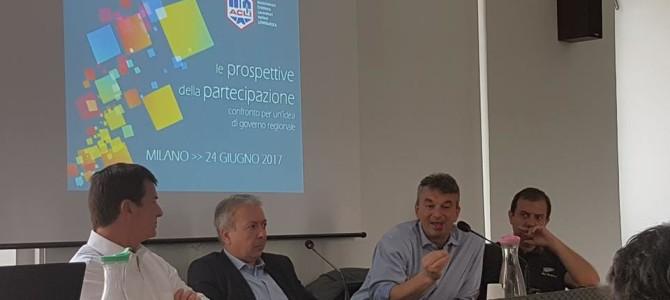 Lombardia: subito le primarie di coalizione
