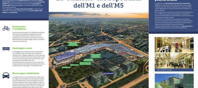"""La """"stazione"""" metropolitana dell'M1 e dell'M5"""