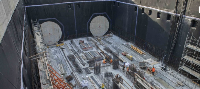 Metro 4 aggiornamenti sui lavori di costruzione della nuova linea blu