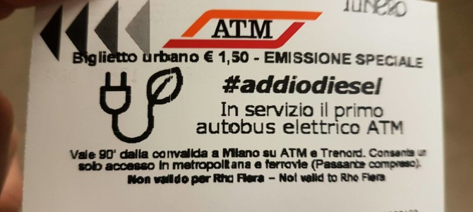 #addiodiesel una strategia chiara