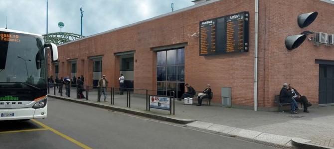 Mobilità. In corso i lavori di riqualificazione del bus terminal a San Donato e a Lampugnano