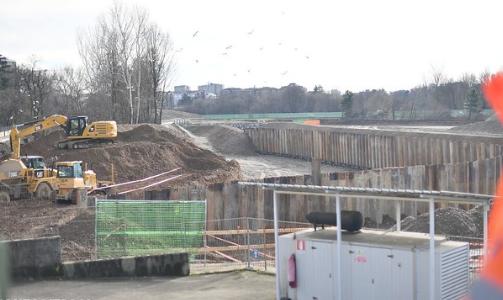 Seveso: attivato il bypass idraulico nel parco nord, nuovo importante passo per la realizzazione della vasca