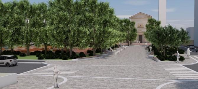 Piazze aperte: al via la sistemazione di Piazza Angilberto, prossima tappa Belloveso
