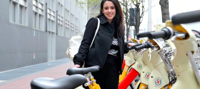 Inaugurate due nuove stazioni BikeMi a Cascina Merlata