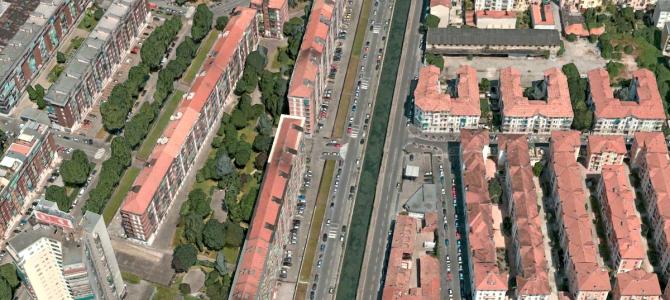 Navigli: pedonalizzazione definitiva per via Ascanio Sforza