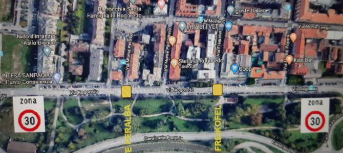Quartiere Rogoredo: al via i lavori di riqualificazione di via Rogoredo