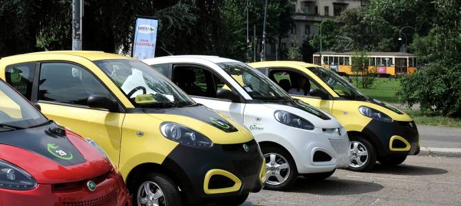 Avanti con il car sharing 'Station based', dal Comune un nuovo bando per concessioni fino al 2023