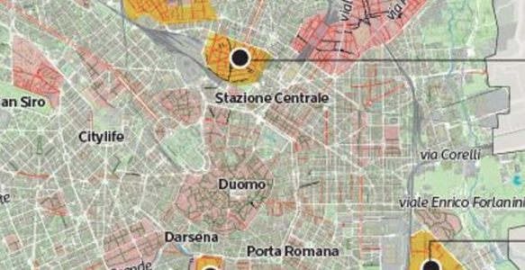 """Zone 30: cresce la rete stradale """"slow"""" a Milano grazie ai nuovi interventi in Isola, Ticinese e Corvetto"""