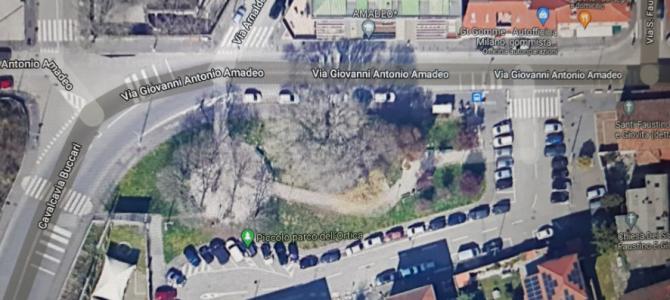 Ortica: lunedì 6 settembre partono i lavori in via Ortica – via Amadeo alla base del cavalcavia Buccari
