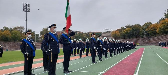 All'Arena Civica le celebrazioni per il 161esimo anniversario della Polizia Locale di Milano