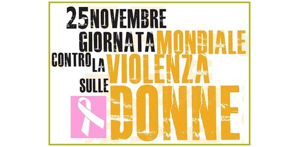 Giornata contro la violenza sulle donne
