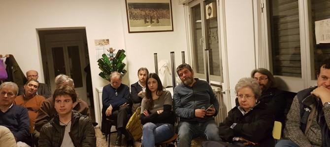 Avanti, insieme. Presentazione della mozione Renzi-Martina al circolo PD Gino Giugni