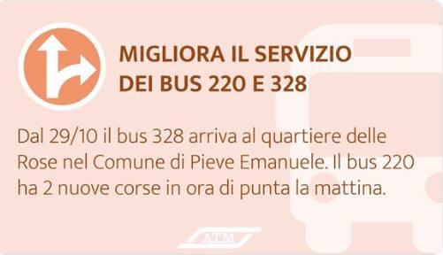 Migliora il servizio bus a Milano