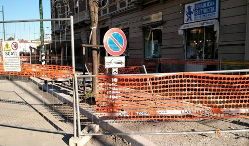 Riparte il cantiere della ciclabile Monte Rosa