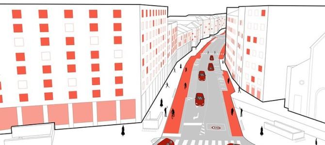 """Quartieri. Con """"strade aperte"""" nuove aree pedonali, ciclabili, zone 30 e spazi pubblici"""
