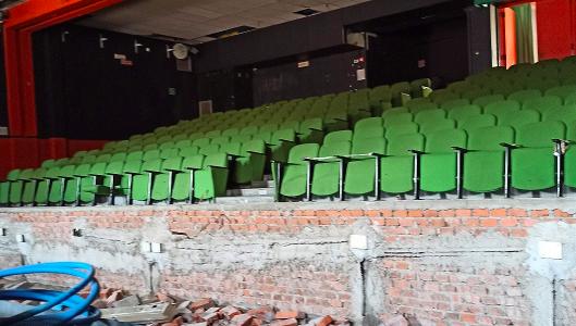 Approvato il progetto di fattibilità per la riqualificazione del Teatro Ringhiera