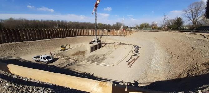 Da fine marzo 2021 sono 6 i cantieri attivi sul Seveso
