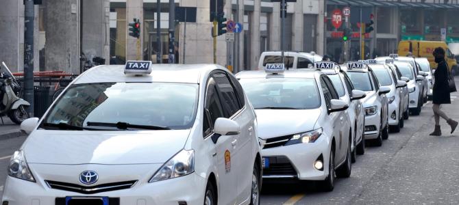 Online la nuova piattaforma per accedere al bonus taxi