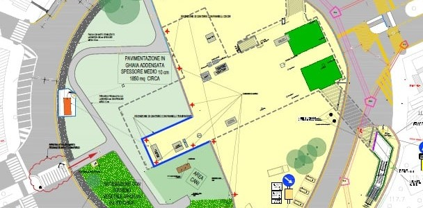 Piazza Frattini più fruibile con la progressiva riduzione dei cantieri
