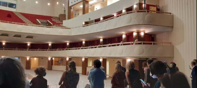 Sopralluogo al Teatro Lirico di Milano: quasi ultimati i lavori, sarà pronto per la stagione 2021-2022