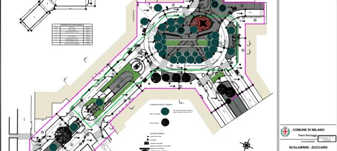 Parcheggi interrati per residenti, approvati i progetti per Largo Scalabrini e Brasilia: spazio a 532 auto