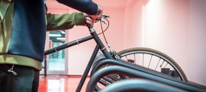 Mobilità: in M1 Cordusio il primo parcheggio per biciclette nel mezzanino di una fermata della metro